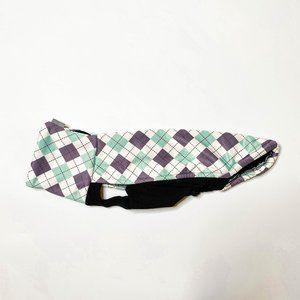 Wear Chartbeat Argyle Italian Greyhound Vest